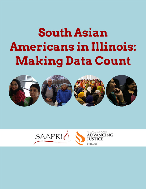 South Asian Americans In Illinois: Making Data Count (2013)