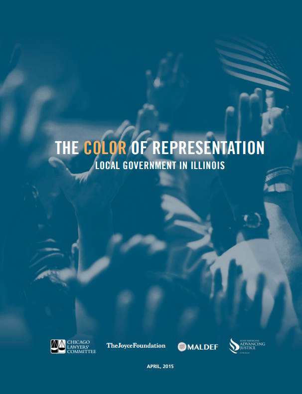 The Color Of Representation: Local Government In Illinois (2015)